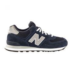 c77a568628c NEW BALANCE - 574 BLU NAVY - Tutte - Sneaker - Scarpe Azul Escuro