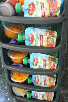 30 Brilliant DIY Back-to-School Organization Ideas You'll LoveGetting the kids prepared for school will be a breeze this year with these awesome DIY back-to-school organization ideas. From organizing snacks to ho. School Lunch Organization, Homework Organization, Folder Organization, Home Office Organization, Craft Organization, Organizing Ideas, Diy Back To School, After School Snacks, Frugal Meals