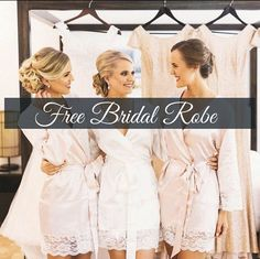 Bridesmaid Robes set of 7 Bridesmaid Robes Set of 8