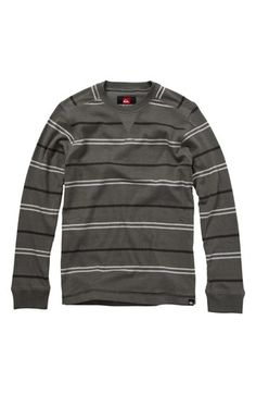 Quiksilver 'Snit' Stripe Sweater (Baby Boys) | Nordstrom