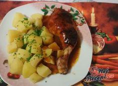 Sbírka 22 nejlepších receptů na chutný oběd z kuřecího masa, strana 1 | NejRecept.cz