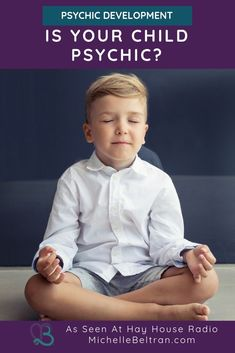 """Does your child say things beyond their years? Do they say otherworldly kinds of things? Do they remember being in your belly? We call these unique children """"Indigos."""" These are very unique, gifted, one-step-ahead psychic children. Click to learn if your child is psychic and how to navigate life as a parent of a child of the paranormal. #PsychicChildren #IndigoChildren #psychic #PsychicDevelopment Psychic Test, Psychic Abilities Test, Indigo Children, Remote Viewing, Psychic Development, Spirit Guides, Kids Gifts, Paranormal, Mystic"""