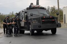 The Militarization of America's Police: A Brief History - Foundation for Economic Education