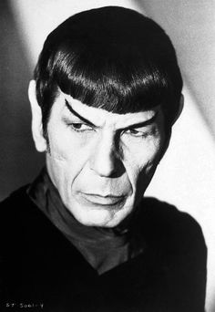 "Actor Leonard Nimoy, best known for playing Spock on TV's ""Star Trek"", (credit: Bertil Unger/Getty Images) Film Star Trek, Star Trek Spock, Star Trek Movies, Star Wars, Star Trek Tos, Dr Spock, Star Trek Original, Science Fiction, Deep Space Nine"
