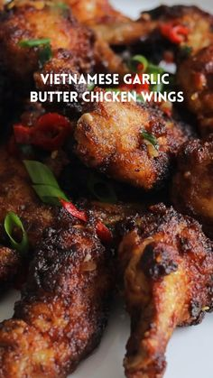 Chicken Wing Sauces, Asian Chicken Recipes, Sauce For Chicken, Meat Recipes, Asian Recipes, Vegetarian Recipes, Dinner Recipes, Cooking Recipes, Best Chicken Wings Recipe Fried