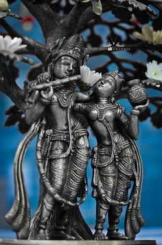 kalikarma:  Lord Krishna and Radha