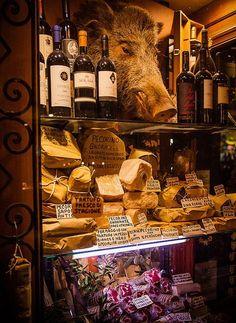 Meat  Cheese & Wine in Italy #IrresistiblyItalian