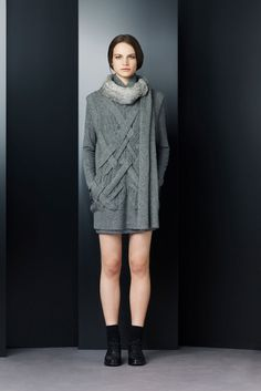 3.1 Phillip Lim Pre-Fall 2011 Fashion Show - Victoire Mac-Dauxerre