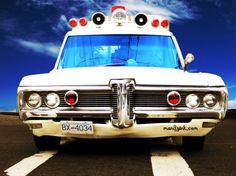 Old School Ambulance