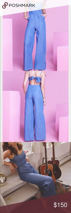 Lovers and friends jumpsuit Lovers and friends gardenia jumpsuit, nwt Lovers + Friends Pants Jumpsuits & Rompers