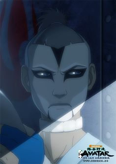 A:TLA: Sokka by *mongrelssister I've always wanted to use face paint and do this.