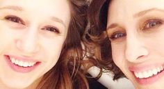 Taissa Farmiga and Vera Farmiga