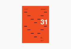Massimo Vignelli | Poster Tribute on Behance
