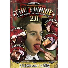 Fake Tongue - The Tongue 2.0 - Trick