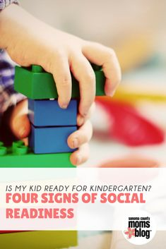 Is My Child Ready for Kindergarten? {Four Essential Traits They Need} Kindergarten classrooms are busy and there is simply not enough time to assist every child with every basic skill. The more basic skills your child can complete on their own, the more time they have for making friends, exploring the classroom, and running around at recess. Skills should include: http://sonomacounty.citymomsblog.com/children/is-my-child-ready-for-kindergarten/