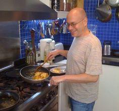 Interview with Dan Perlman, owner of the Casa Saltshaker closed door restaurant in Recoleta, Buenos Aires.