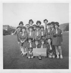 2nd NEWHAVEN BROWNIES June 17th 1967
