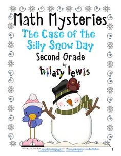$4.25 The New Math Mystery is out!
