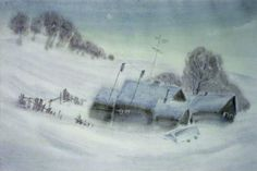 Хорошаев Валерий Михайлович (1939) «Завьюжило» 1981