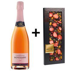 Bonnaire Rosé + ChocoMe 12% 0,75L
