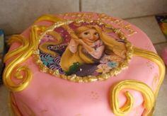 rapunzel birthday cake ideas - Google Search