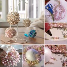 Outstanding 20+ DIY Christmas Ornaments Decoration Ideas  For More Festive Christmas at Your Home https://decoredo.com/15030-20-diy-christmas-ornaments-decoration-ideas-for-more-festive-christmas-at-your-home/