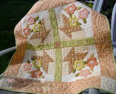 Quilt on chair copy