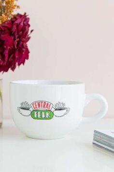 Francesca's | Friends the TV Series Central Perk Soup Mug | $14.00