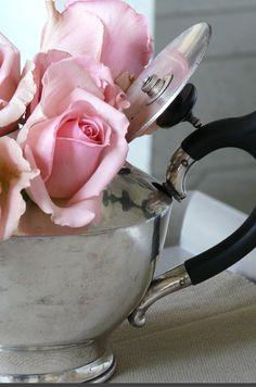 Une petite touche de rose ... - Grange de charme