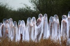 Spirit - Spencer Tunick, San Miguel de Allende, Mexique