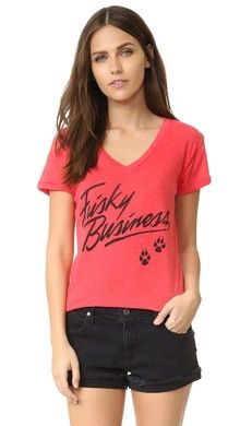 Barber Girls Girls Girls Muscle Tee | SHOPBOP