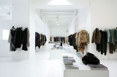 Park- Vienna's first concept store opened in 2004    http://www.hipshops.com/vienna/shops/46/park
