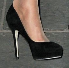 looking for a new pair of classic black pumps. they're harder to find than you think!