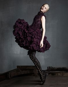 carolyn45 Vogue Japão Setembro 2014 | Linda, Claudia, Stephanie + Mais por Luigi & Iango  [Editorial]