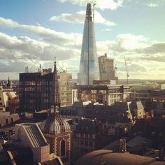 #shard #london #skyline