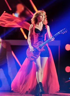 Taylor Swift RED! i love her she is so pretty, amazing, and such an inspiration to everyone!