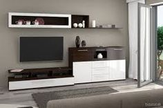 Elegant, Contemporary, and Creative TV Wall Design Ideas Living Room Tv, Living Room Furniture, Dresser With Tv, Tv Stand Set, Modern Tv Units, Tv Wall Design, Amazing Decor, Camilla, Police