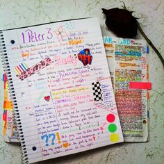 Love the idea of journaling while reading the bible. Would be a great idea to dig deeper.