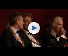 """Entire Led Zeppelin portion of the 2012 Kennedy Center Honors Show televised on December 26, 2012 including: Introduction by Jack Black, the Foo Fighters playing """"Rock and Roll"""", Kid Rock playing """"Ramble On"""", Lenny Kravitz playing """"Whole Lotta Love"""" and Jason Bonham, Ann & Nancy Wilson (Heart) and a full choir playing """"Stairway To Heaven""""."""