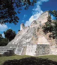 Ancient Maya City of Karakumuru
