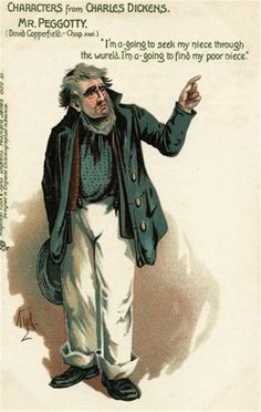 character sketch of david copperfield