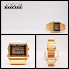 CSG1115 - DB-380G-1DF  P2600.00  Casio Gold Vintage for SALE