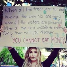 """For a society that says """"Money can't buy happiness"""", they sure do find a way to continue to prioritize it over the happiness and quality of life of others. Intersectional Feminism, Faith In Humanity, The Victim, Social Issues, Social Justice, Change The World, Mother Earth, True Stories, Climate Change"""