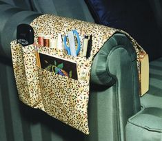 Looking for your next project? You're going to love Couch Caddy by designer Joan Hawley.