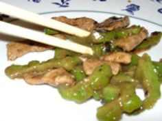 Bitter Melon Recipe - Pork With Bitter Melon: Chinese Black Beans Pair Nicely With Strong Bitter Melon
