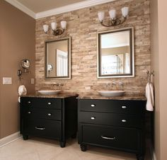 Mater Retreats, Master Bathrooms, Cabinet ideas for your bathroom