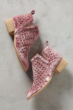 I love the faded mauve color of these Jeffrey Campbell Taggart Booties. 84a6e57be12