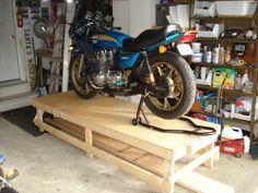 Phenomenal 8 Best Bike Lifts Tables Wood Images Bike Lift Dailytribune Chair Design For Home Dailytribuneorg