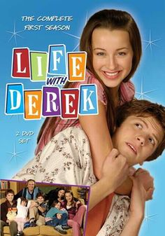Life with Derek: The Complete First Season! I loved this show! Right In The Childhood, Childhood Tv Shows, 90s Childhood, Childhood Memories, Sweet Memories, 90s Tv Shows, Kids Shows, Movies And Tv Shows, Life With Derek