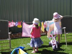 List of Imaginative Play Ideas